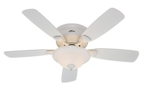 Hunter 48 in low profile bowl ceiling fan at menards basic design hunter 48 in low profile bowl ceiling fan at menards basic design for bedrooms aloadofball Gallery