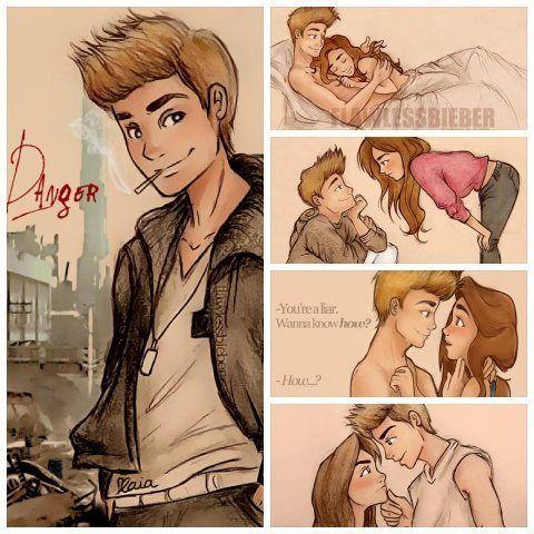 Tumblr Dibujos De Justin Bieber Danger Buscar Con Google Namorados Desenho Desenho De Casal Desenhos Tumblr Casal