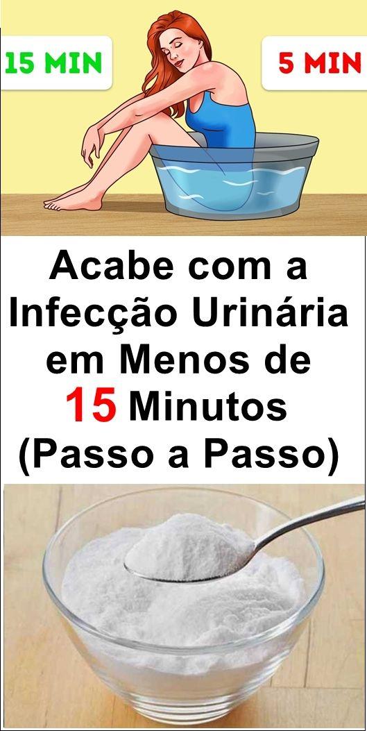 Pin De Maria Beatriz Botelho Em Eis A Solucao Infeccao Urinaria