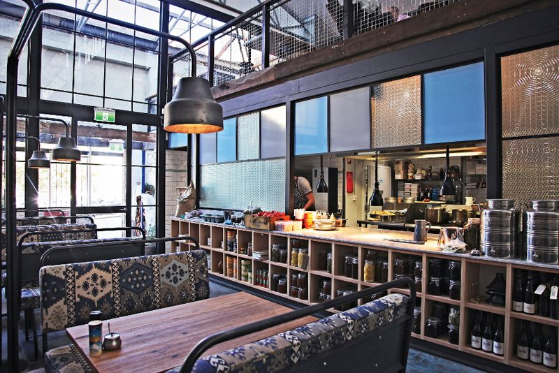 7 Examples Of Restaurant Interior Designs With Oriental Touch With Images Bar Design Restaurant Restaurant Interior Design Restaurant Interior