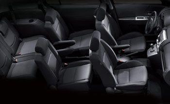 2006 Mazda 5 Interior The Mini Minivan Mazda Fuel Economy