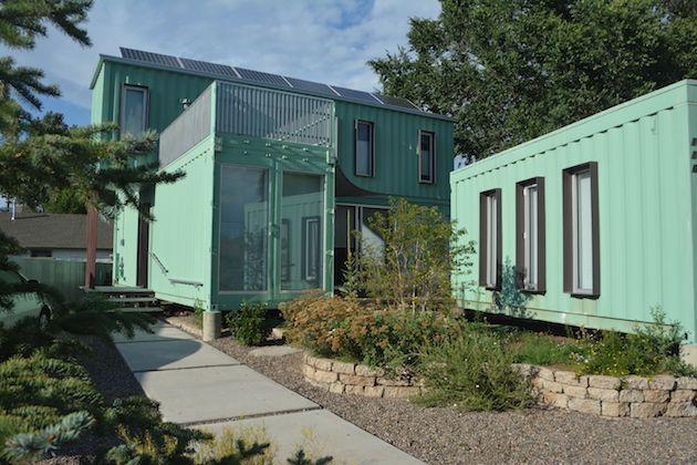 Haus Aus Container haus aus alten schiffscontainern1 ideen rund ums haus