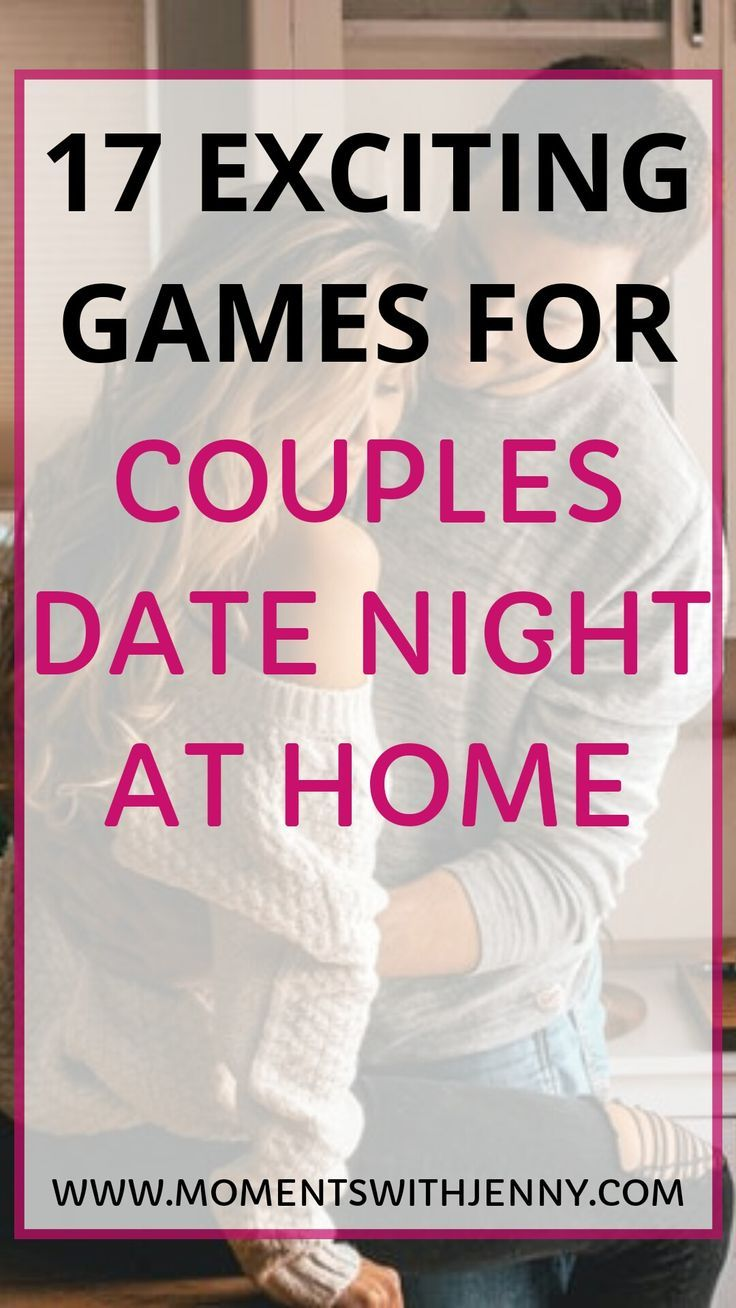 Couple Games At Home