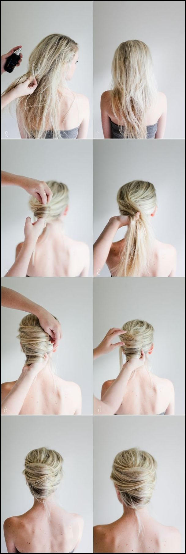 easy diy tutorials for glamorous and cute hairstyle wedding