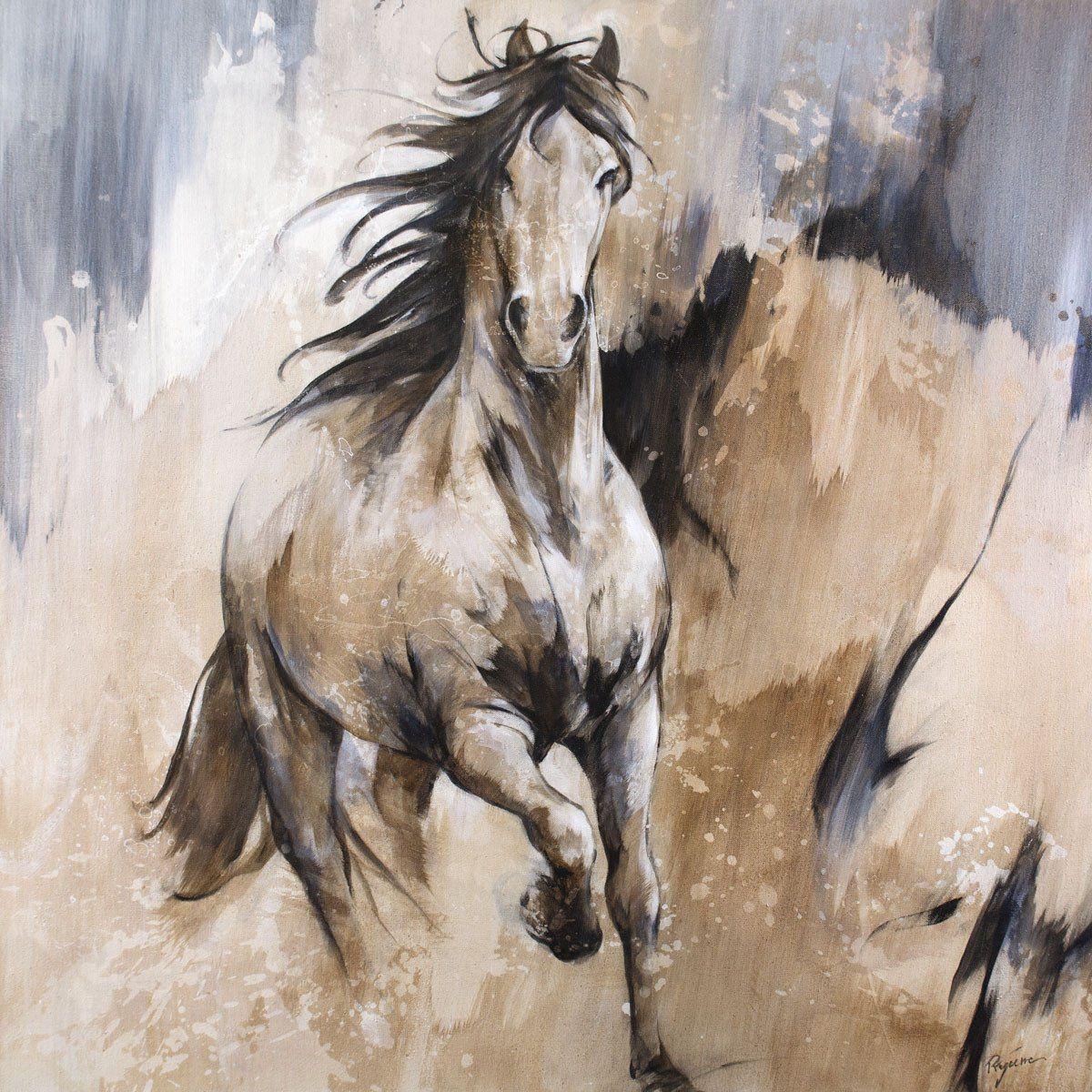 просто постер с лошадью этого цвета богатая