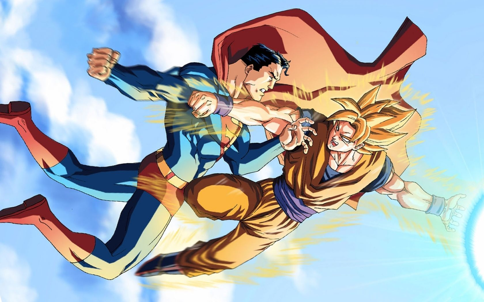 Who Will Win Superman Or Goku