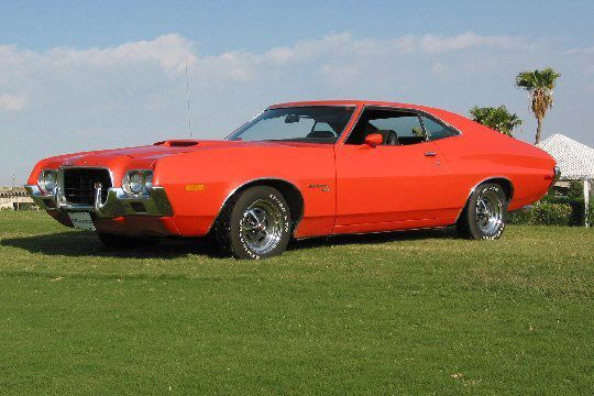 Pin By Bib Permadi On 1972 Gran Torino Sport Ranchero Ford