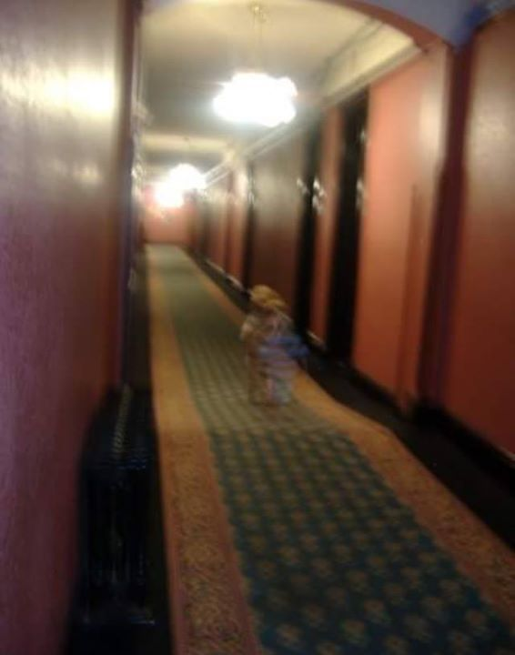 Pin On America S Most Haunted Hotel