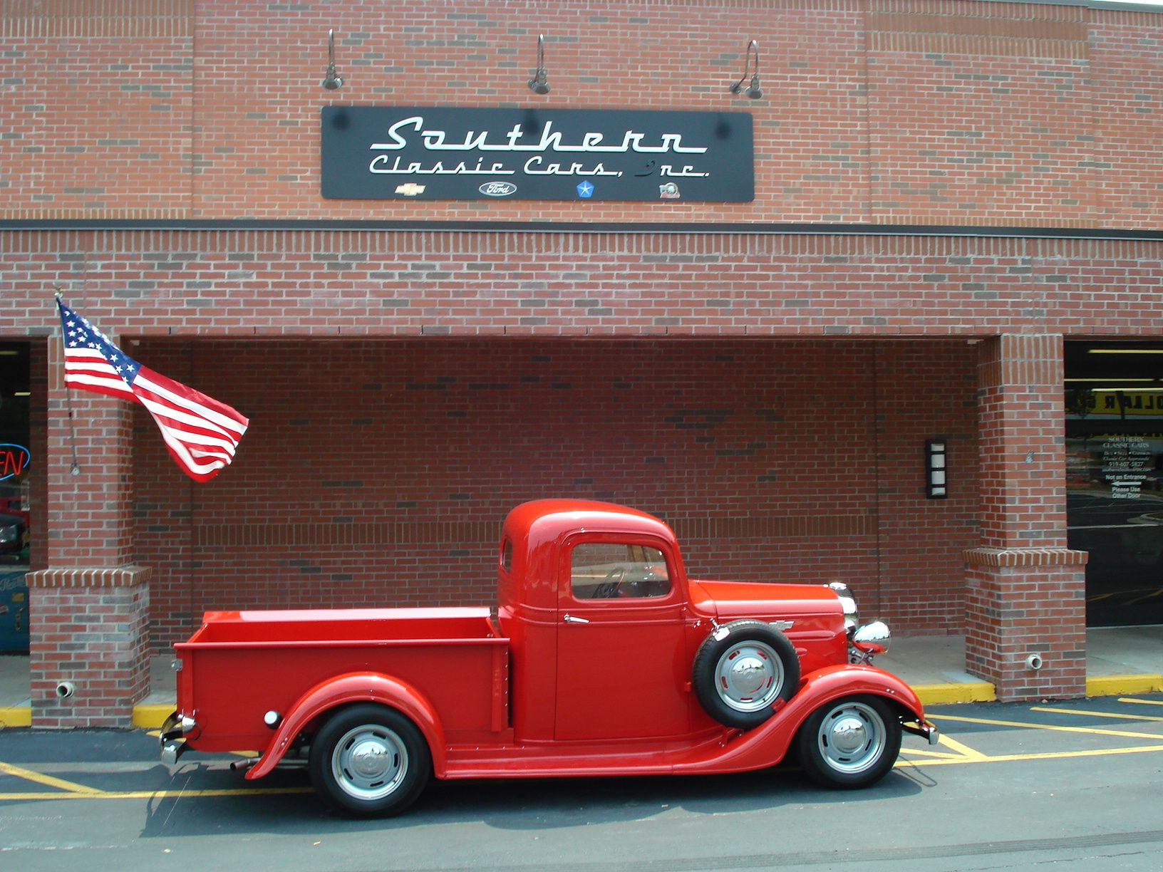 Southern Classic Cars Wake Forest Nc