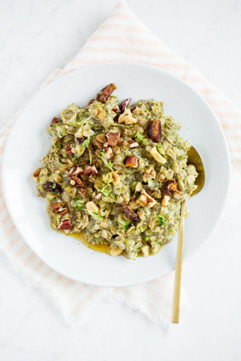 Zucchini Bread Oatmeal | Recipe | Food recipes, Zucchini ...