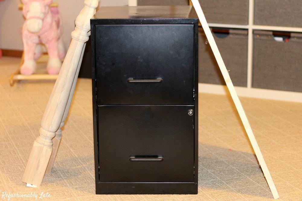 Diy File Cabinet Desk File Cabinet Desk Filing Cabinet Diy File Cabinet