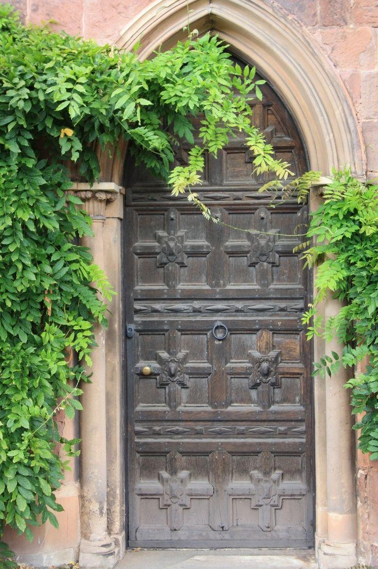 Door in Shrewsbury Castle Museum & Doorway at Shrewsbury Castle. Shrewsbury Shropshire | Old English ...