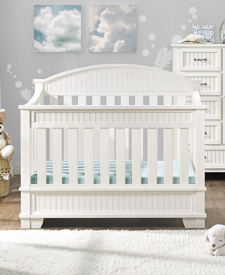 White Nursery Furniture Oh Little Baby Cribs White