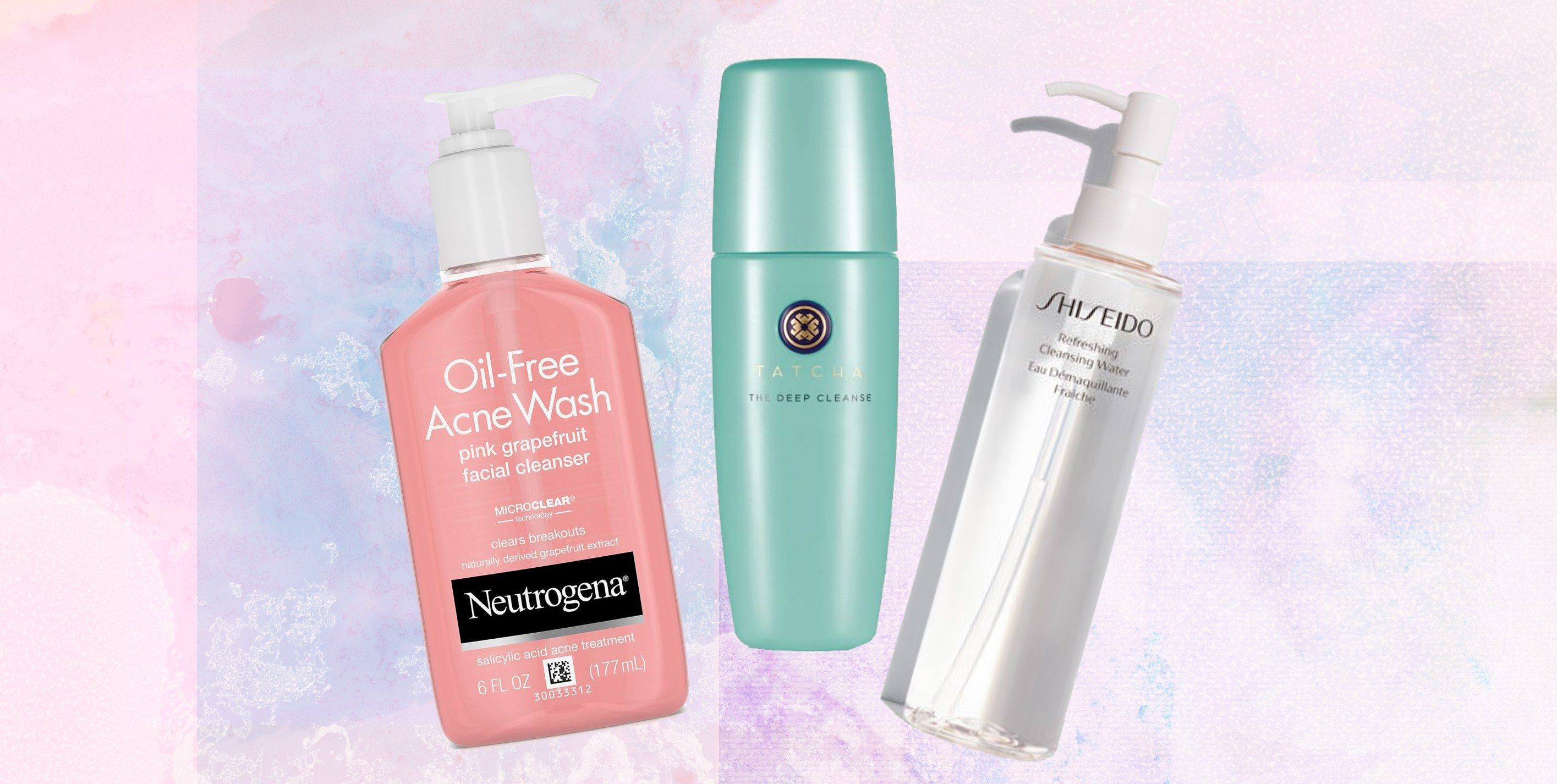 Face washes for oily skin instantly wipe away the sheen you see now