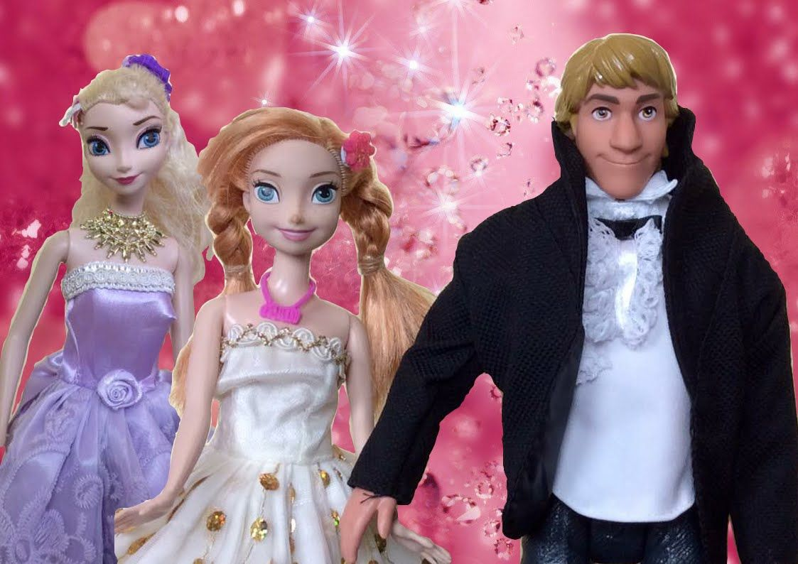 Anya And Elsa Videos