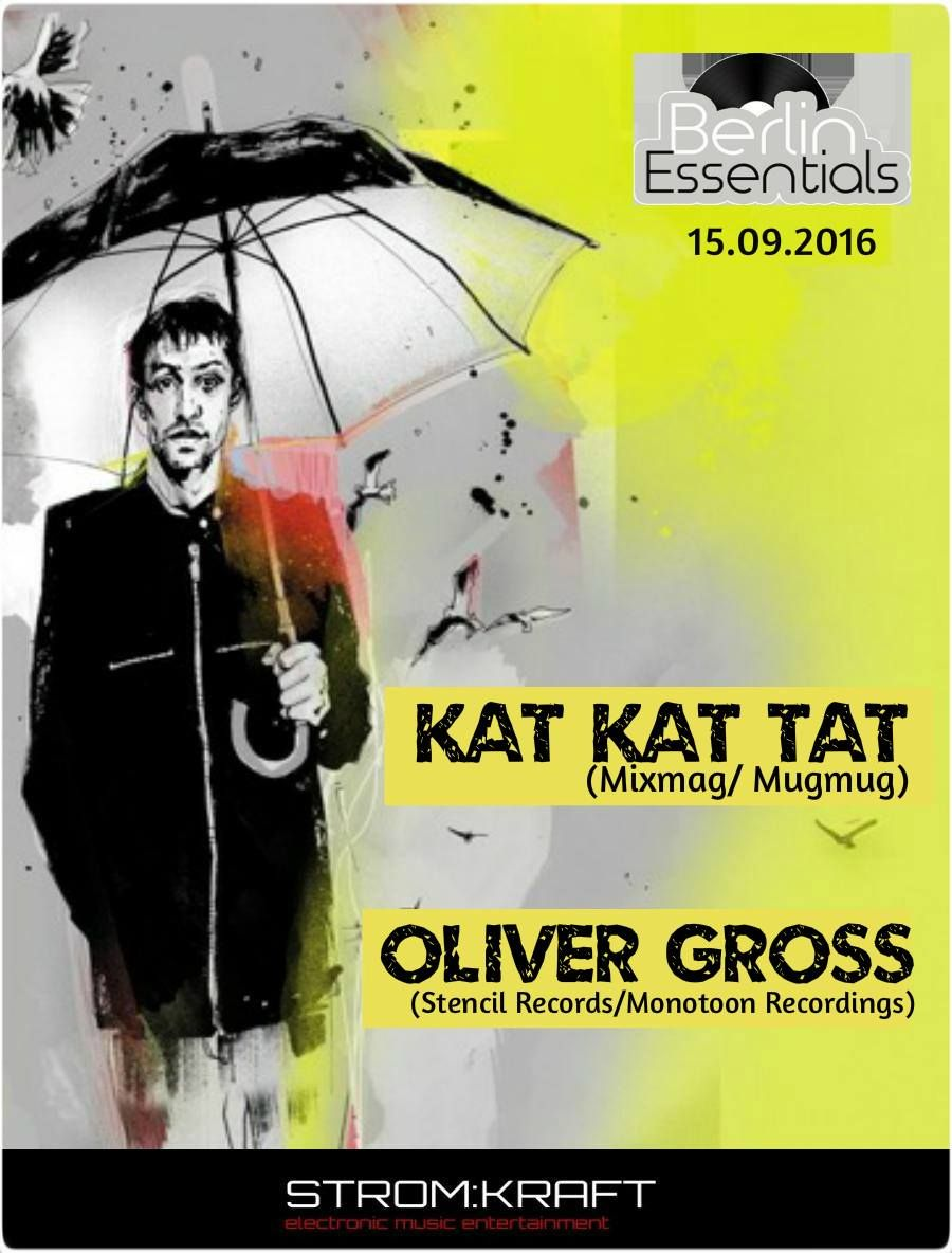 Thursday September 15th 08.00pm CET- Berlin Essentials Radio by Michael Otten ( Stencil Rec.)