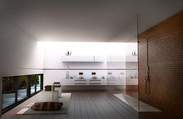 Contemporary Bathroom | John Smith | Archinect