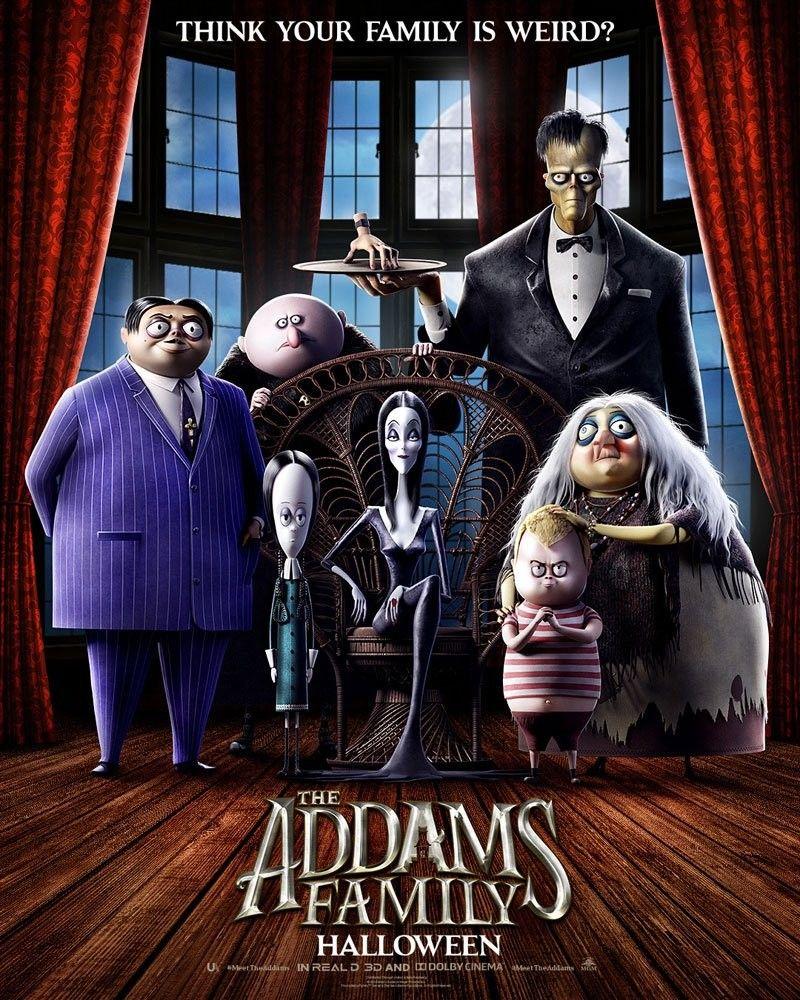 Los Locos Addams Trailer De Nuevo Reboot La Familia Addams Peliculas Peliculas De Halloween