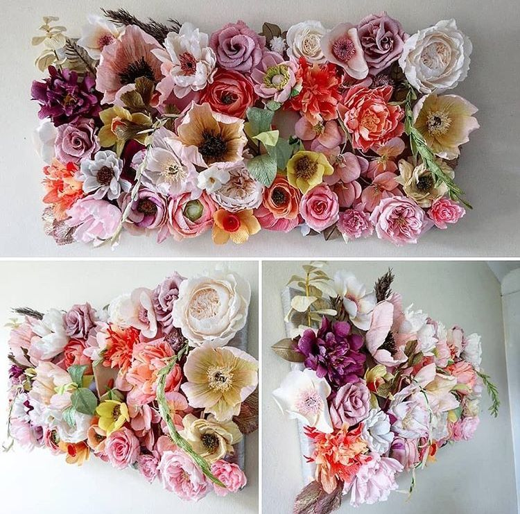 It S Amazing What You Can Do With Paper Flowers Find 140 Colors
