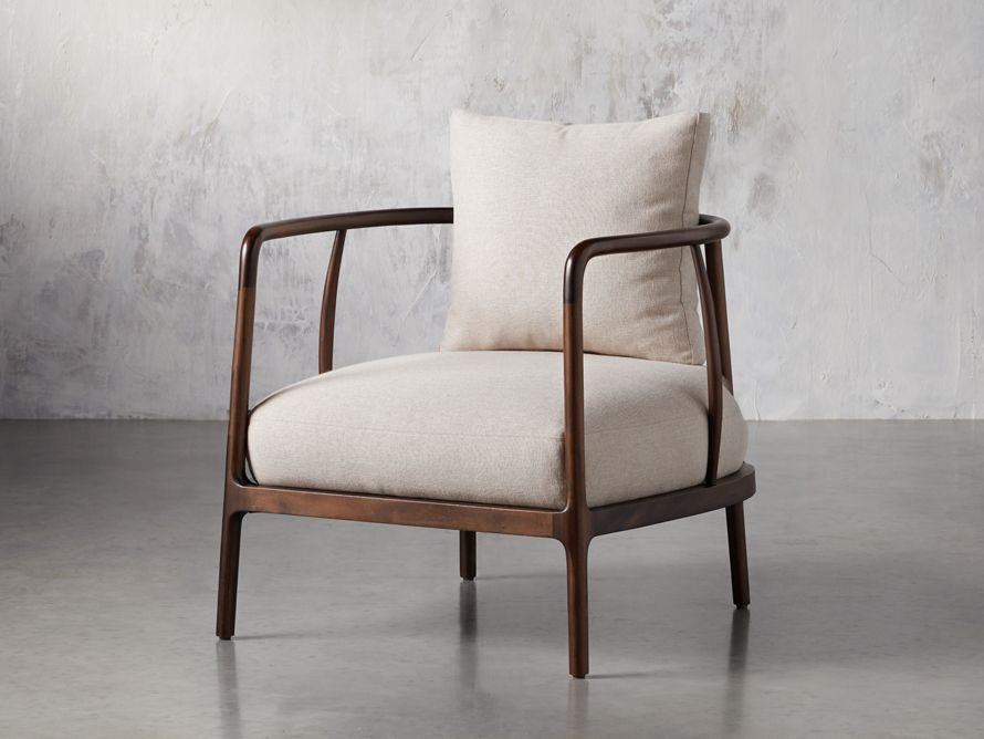 Griggs 28 Quot Chair In Oatmeal In 2019 Chair Furniture
