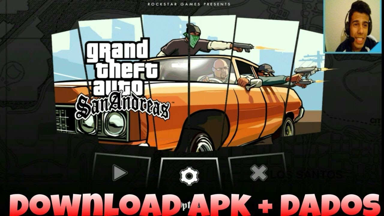 Como Baixar Gta San Andreas No Celular Android Download Apk