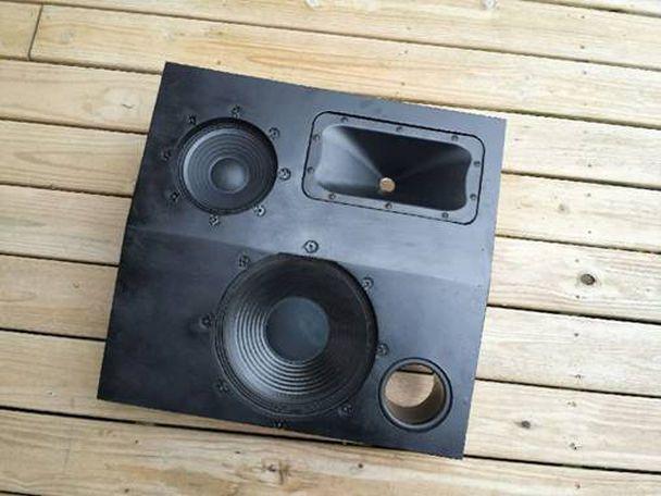 Building A Diy Full Range Flat Response Speaker Cabinet Diy Help Guitar Cabinet Diy