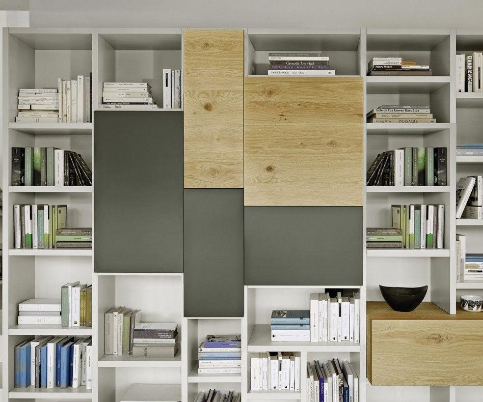 Livitalia Bucherregal C53 Regal Haus Deko Und Design