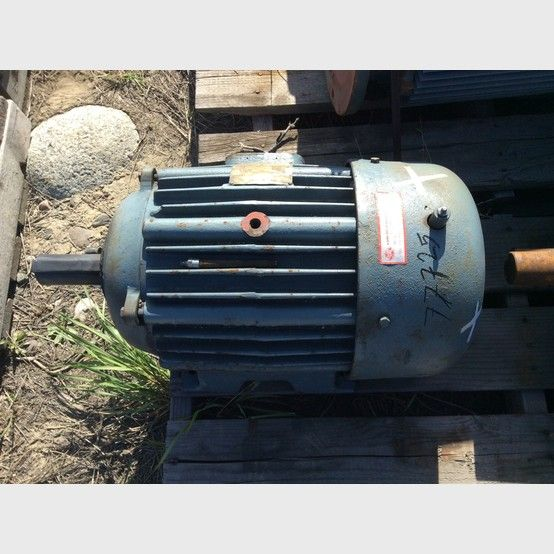 Bbc 20 Hp Electric Motor Electric Motor Electricity Motor