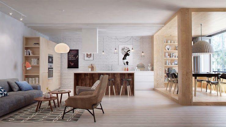 La casa de los zorros | La Bici Azul: Blog de decoración, tendencias, DIY, recetas y arte