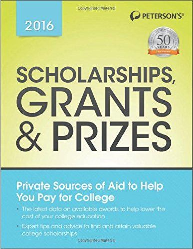 Scholarships For College Students 2016 >> Scholarships Grants Prizes 2016 Peterson S Scholarships