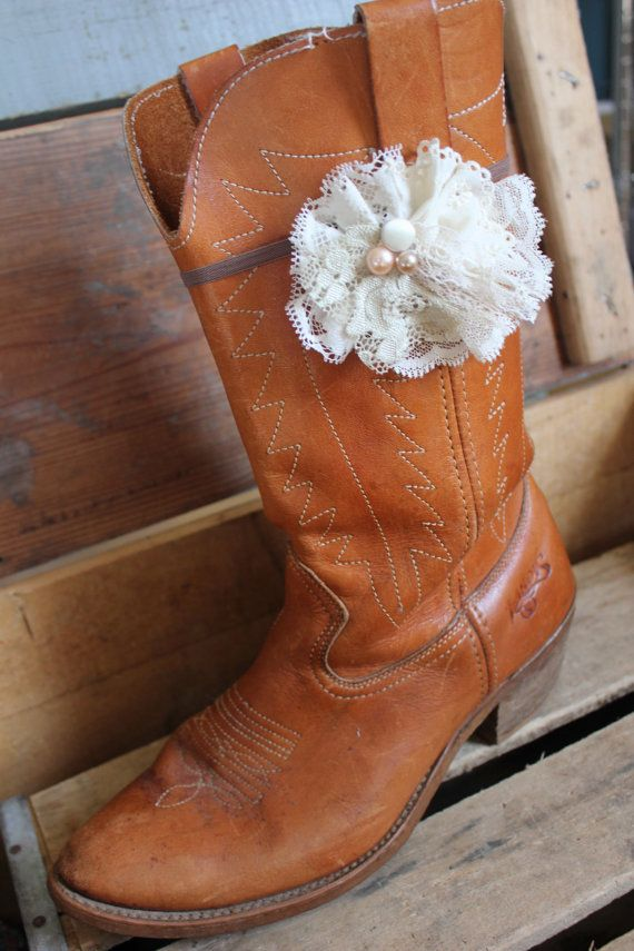 Vintage Dress Boots