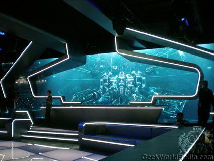 futuristic interior design - buscar con google | set tv design