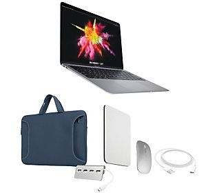 "2020 Apple Macbook Air 13"" Retina 512GB Bundle - QVC.com"