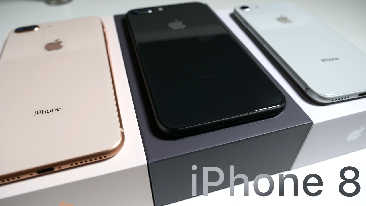 Iphone 8 8 Plus Unboxing Which Color Should You Choose Iphone Iphone 8 Unboxing