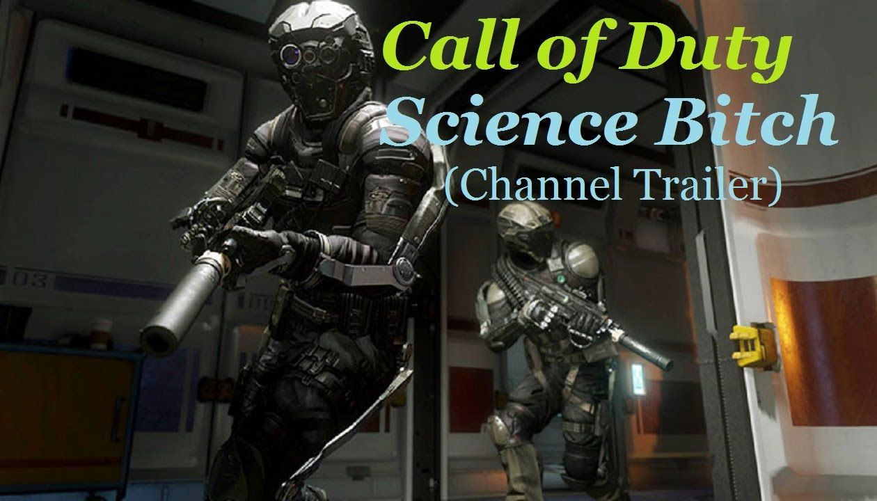 Call of Duty Psychological Strategies (trailer) Call of