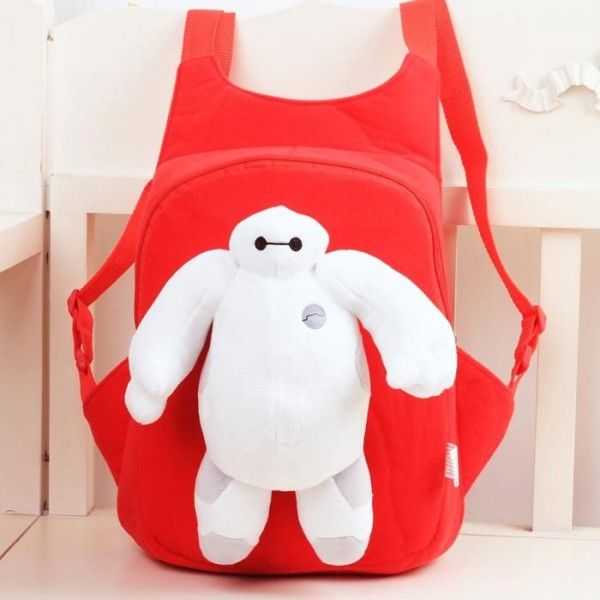 baymax backpack fila