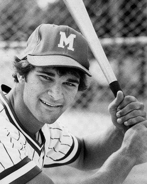 Don Mattingly Yankees 1979 Senior Year High School To2ne Don Mattingly Yankees Baseball Baseball