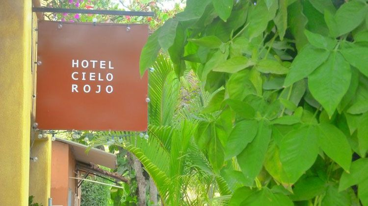 charming #boutique #Hotel Cielo Rojo  #SanFrancisco #SanPancho