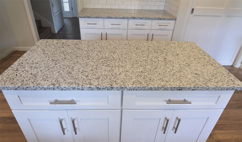 Luna Pearl Granite Countertops Cabinets And Countertops