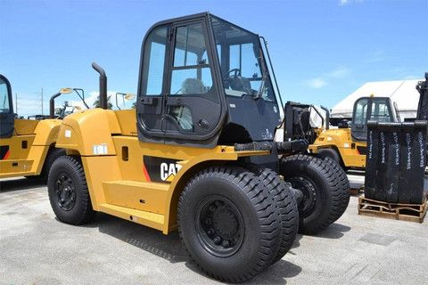 Caterpillar Cat DP80 DP90 Forklift Lift Trucks Service