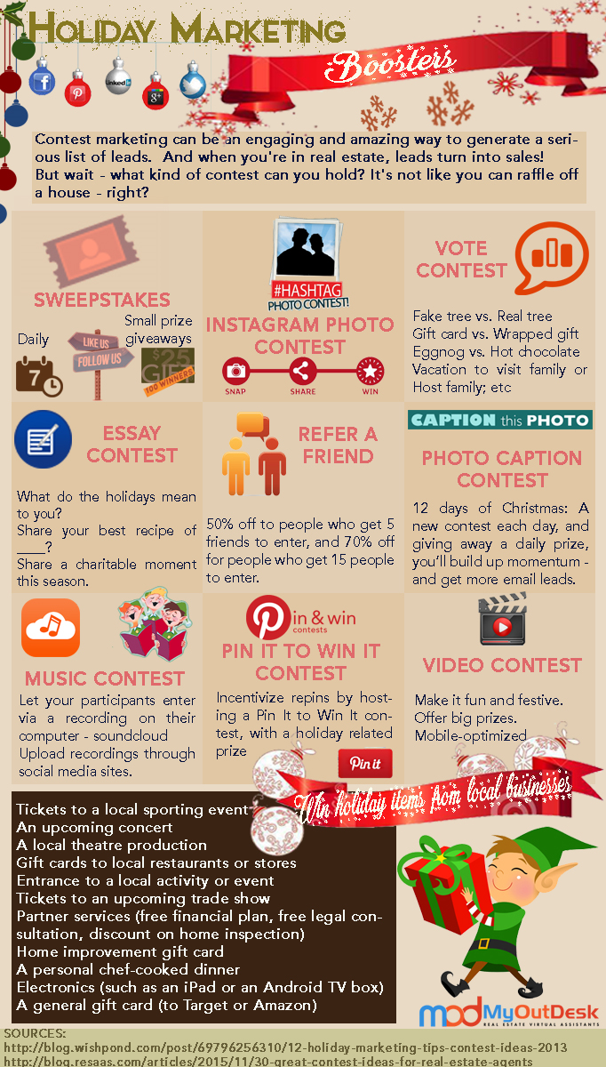 holiday marketing boosters christmas season is upon us! here are a