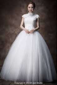 Image result for wedding dresses with high neck and long sleeves