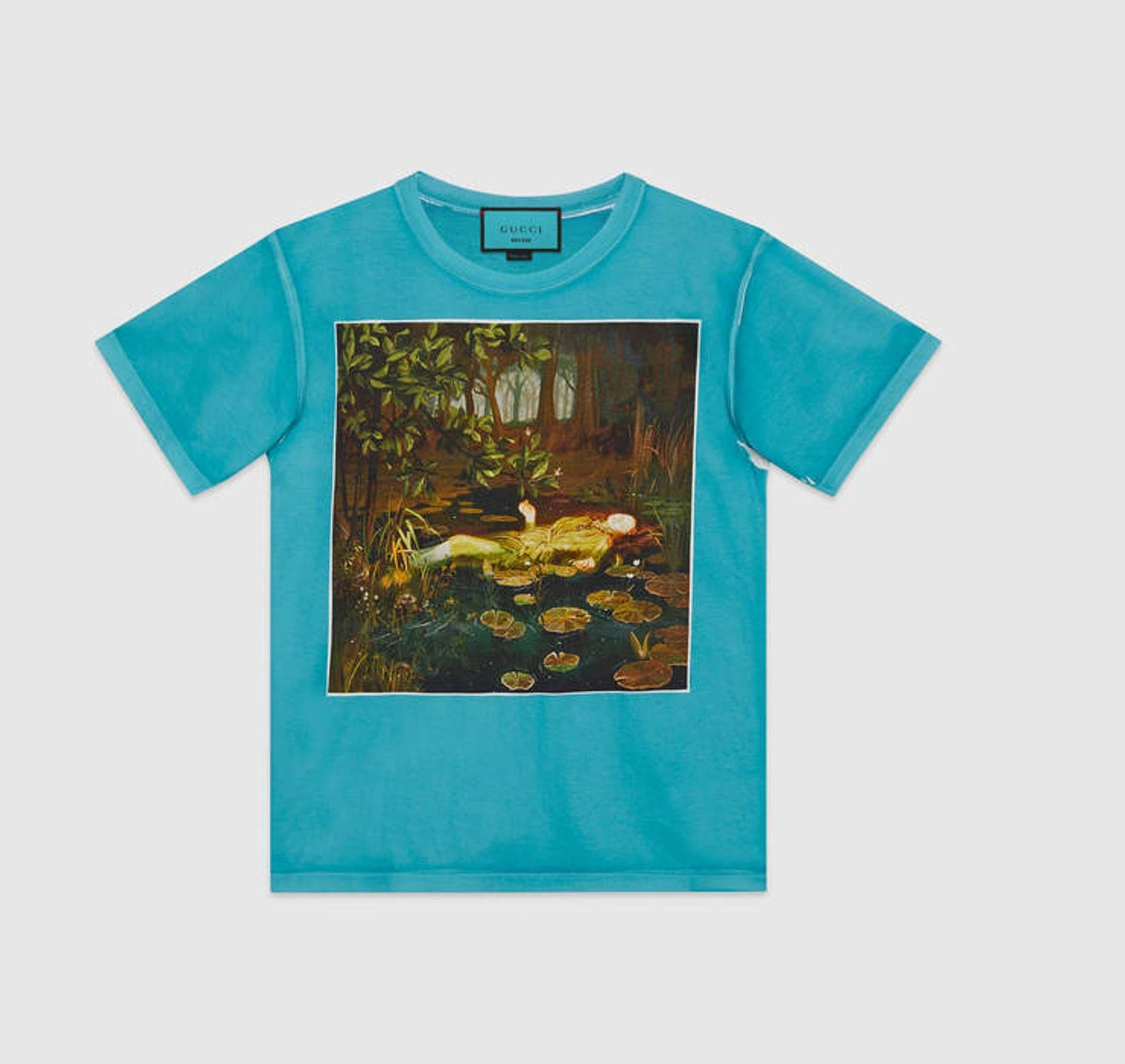 6234a14d6c4 Gucci Gucci Hallucination Print T-Shirt Size US M   EU 48-50   2