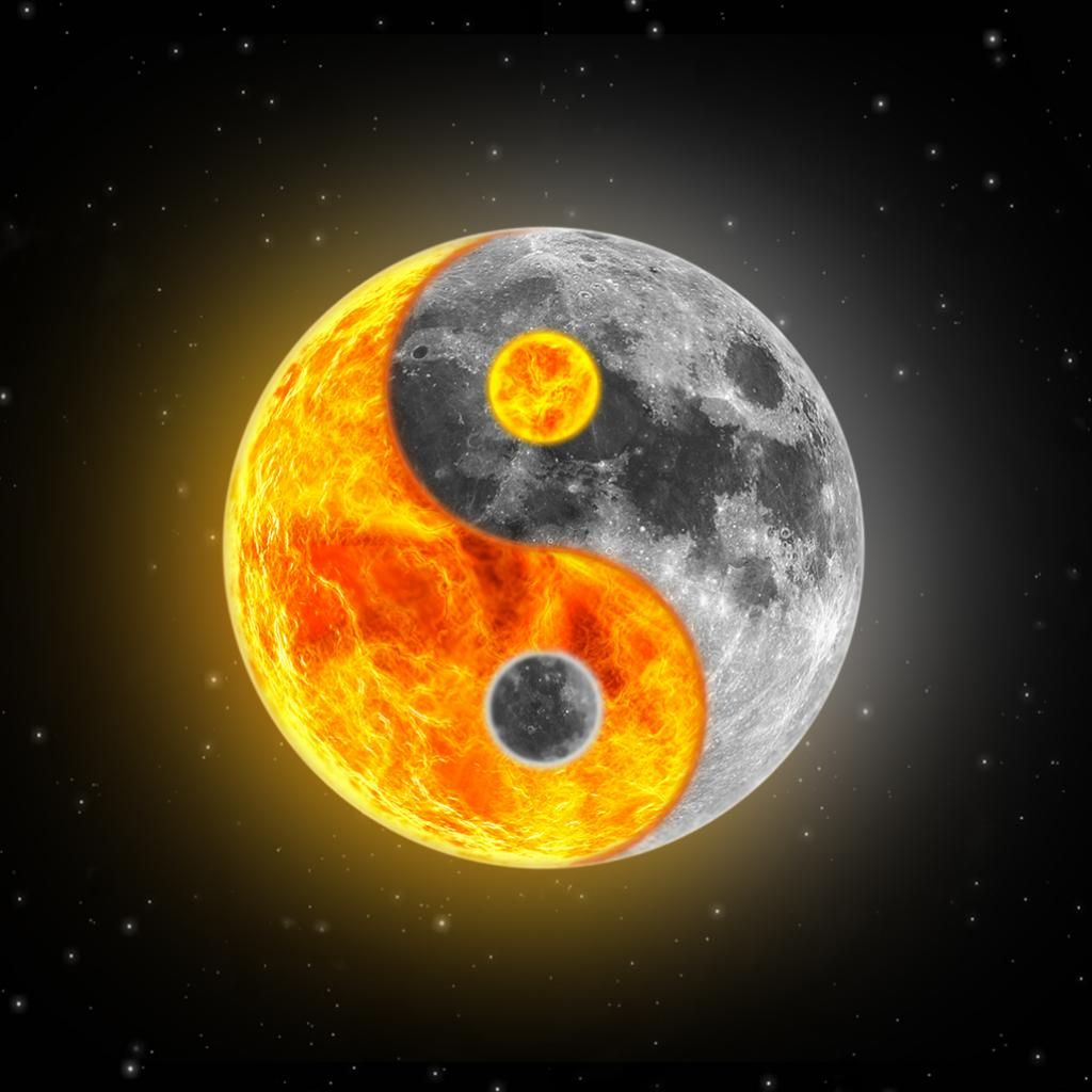 Sun And Moon Backgrounds Wallpaper Cave Ying Yang Symbol Yin Yang Art Yin Yang Hd wallpaper panda meditating on moon