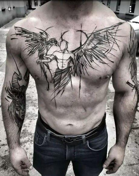 TATTOO SKETCH: Conheça o Estilo de Tatuagem Rascunho