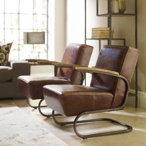 Miles Club Chair Leather Club Chairs Accent Chairs For Sale