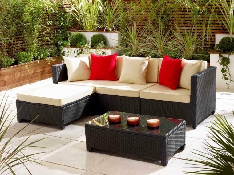 Gemutliche Und Moderne Gartensofas Mit Wertvollen Mobeln Neueste Dekor Billige Gartenmobel Kleine Gartenmobel Gartenmobel Design