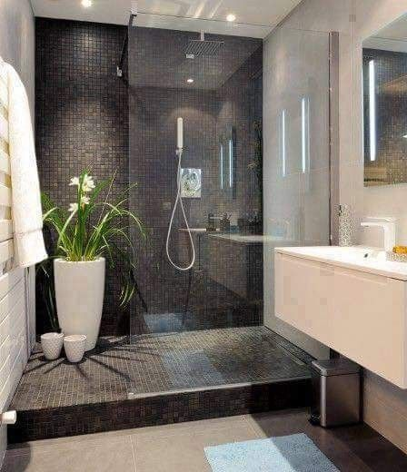 Modernes Wohnen, Badezimmer, Hausbau, Fotoshooting, Einrichten Und Wohnen,  Kleine Badezimmer Design, Badezimmer Einrichtung, Kleine Bäder, Große  Badezimmer