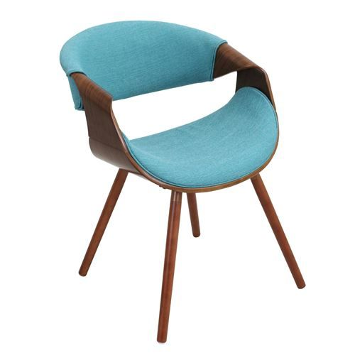 LumiSource CH-CURVO-WL Curvo Dining Chair