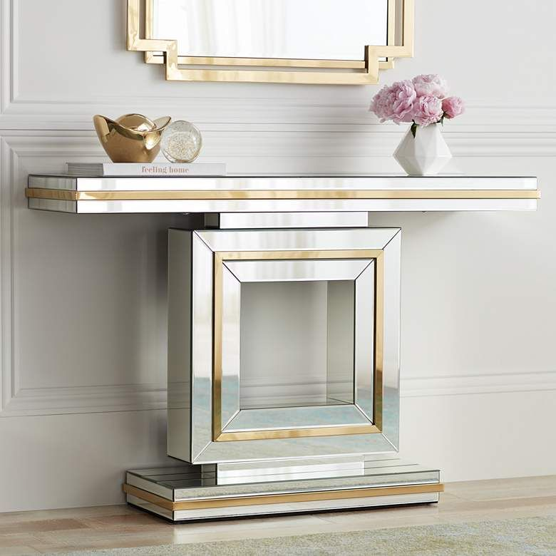 Pin On Console Table